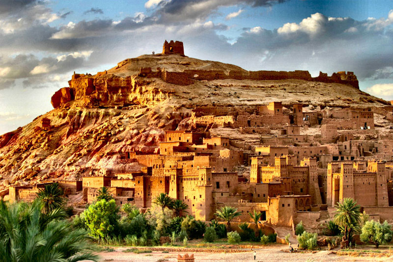 DAY EXCURSION TO KASBAH AIT BEN HADDOU OUARZAZATE-Day Trip From Marrakech