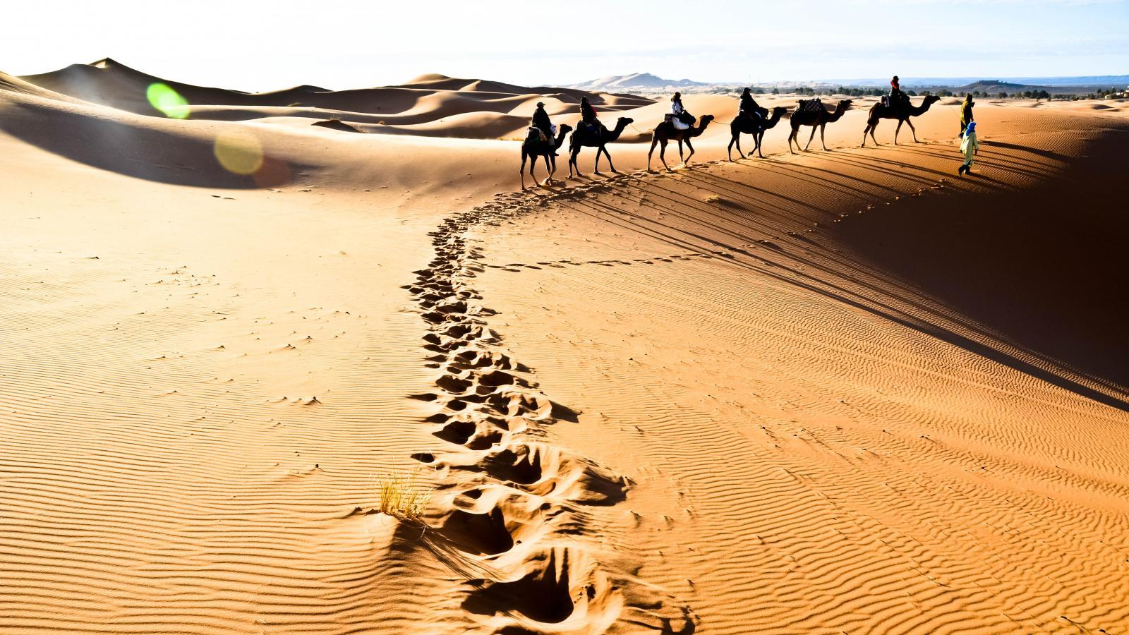 DESERT TOUR FROM TANGIER