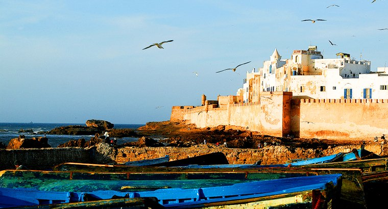 DAY EXCURSION TO ESSAOUIRA-Day Trip From Marrakech