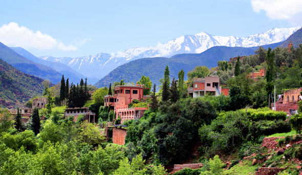 DAY EXCURSION TO OURIKA VALLEY-Day Trip From Marrakech